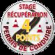 Stage Récupération Points Permis
