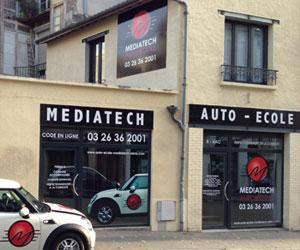 Perfectionnement à la conduite Reims