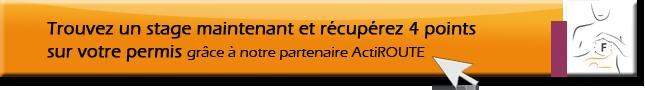 Stage récupération de points de permis Reims